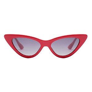 Óculos de Sol Evoke Catfish LC01/54 Vermelho