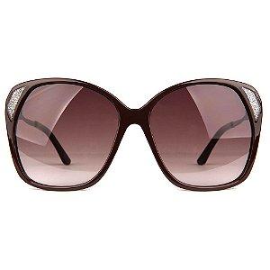 Óculos de Sol Bulget BG5180 D01/58 Marrom