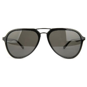 Óculos de Sol Bulget BG5129 A01P/58 Preto - Polarizado