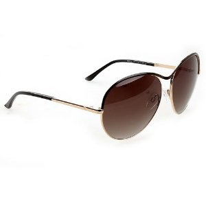 Óculos de Sol Bulget BG3160 01A/61 Marrom - Polarizado