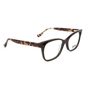 Óculos de Grau Evoke Awake 4 G22/55 Marrom
