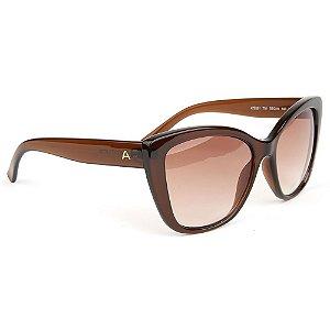 Óculos de Sol Atitude AT5391 T01/55 Marrom