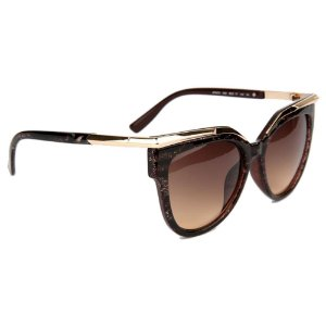 Óculos de Sol Atitude AT5372 C02/55 Preto Brilhante