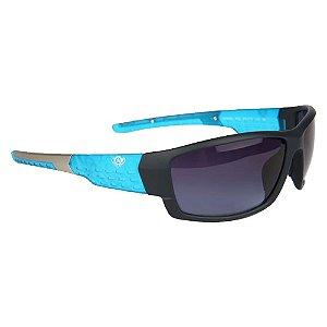 Óculos de Sol Atitude AT5356 A02/63 Preto/Azul