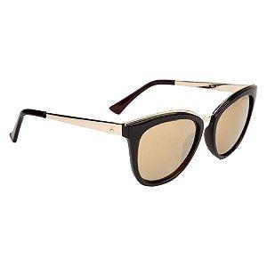Óculos de Sol Atitude AT5354 T01/53 Preto/Dourado