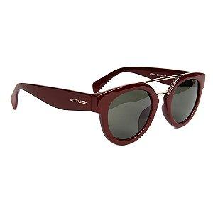 Óculos de Sol Atitude AT5291 D01/48 Bordô