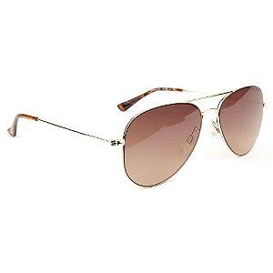 Óculos de Sol Atitude AT3240 04A/56 Dourado