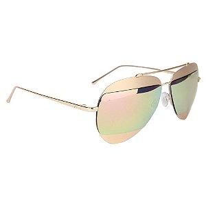 Óculos de Sol Atitude AT3187 04A/60 Dourado