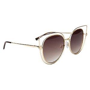 Óculos de Sol Atitude AT3185 04A/59 Dourado