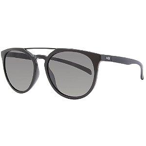 Óculos de Sol HB Burnie/55 Preto - Lente Cinza