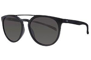 Óculos de Sol HB Burnie/55 Preto Fosco - Lente Cinza Polarizado