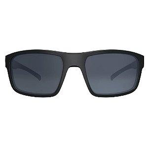 Óculos de Sol HB Overkill/59 Preto - Lente Cinza