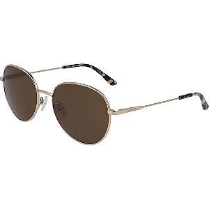 Óculos de Sol Calvin Klein CK20104S 717/54 Dourado