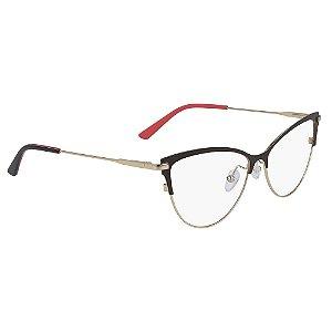 Óculos de Grau Calvin Klein CK19111 201/53 - Marrom