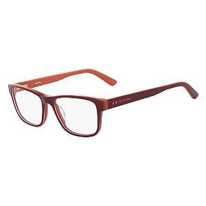 Óculos de Grau Calvin Klein CK18540 604/54 - Vermelho