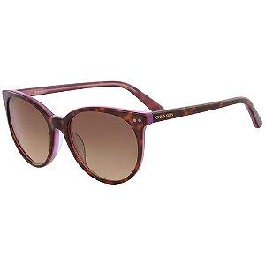 Óculos de Sol Calvin Klein CK18509S 238/55 Tartaruga/Roxo