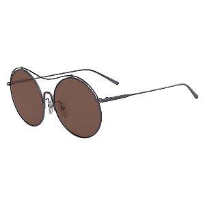Óculos de Sol Calvin Klein CK2161S 060/56 Cinza Brilhante
