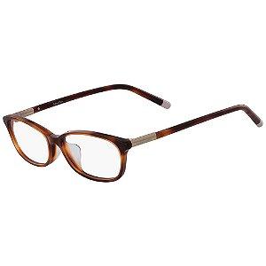 Óculos de Grau Calvin Klein CK6003A 204/52 Marrom