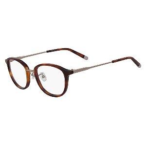 Óculos de Grau Calvin Klein CK5452A 214/49 Tartaruga