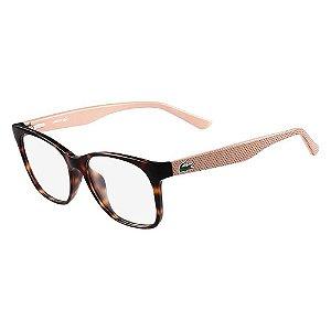 Óculos de Grau Lacoste L2767 214/54 Tartaruga
