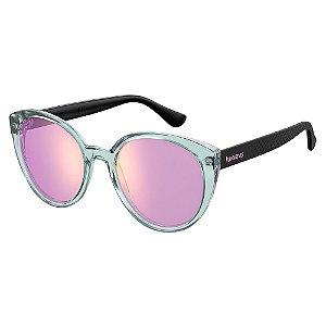Óculos de Sol Havaianas Milagres/54 -Transparente