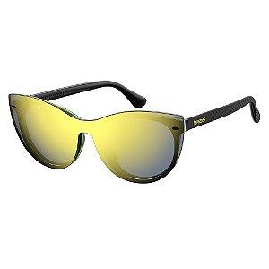 Óculos de Sol Havaianas Noronha/Cs/52 -Preto