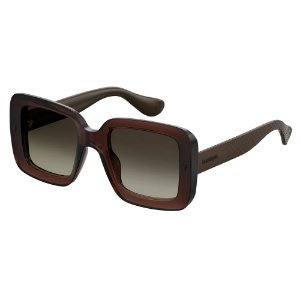 Óculos de Sol Havaianas Geriba/53 -Marrom
