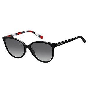 Óculos de Sol Tommy Hilfiger TH 1670/S/57 Preto