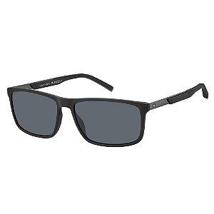 Óculos de Sol Tommy Hilfiger TH 1675/S/59 Preto Fosco
