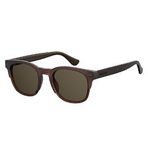 Óculos de Sol Havaianas Angra/51 -Marrom