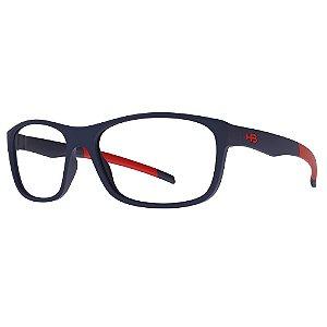 Óculos de Grau HB Polytech 93134/54 Azul Fosco