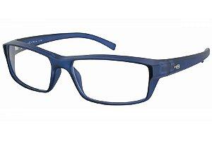 Óculos de Grau HB Polytech 93055/54 Azul Ultramarinho Fosco