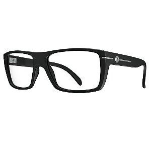 Óculos de Grau HB Polytech 93023/57 Preto Fosco