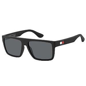 Óculos de Sol Tommy Hilfiger TH 1605/S/56 Preto Fosco