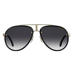 Óculos de Sol Carrera Sole Unissex  Glory 58-Preto