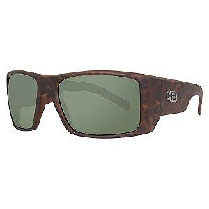 Óculos de Sol HB Rocker 2.0/59 Tartaruga - Lente Verde