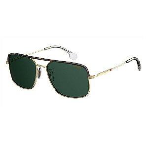 Óculos de Sol Carrera Sole Masculino  152/S 60-Verde