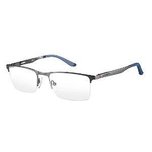 Óculos de Grau Carrera Masculino Ca8810 54-Cinza