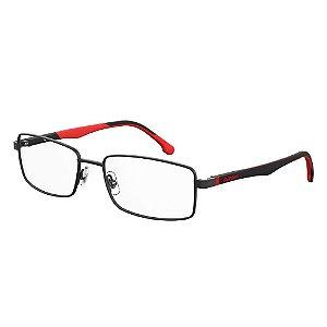 Óculos de Grau Carrera Masculino 8842 57-Preto