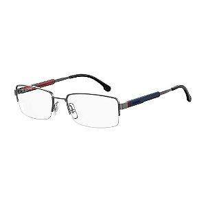 Óculos de Grau Carrera Masculino 8836 58-Preto
