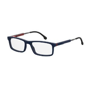 Óculos de Grau Carrera Masculino 8837 55-Azul