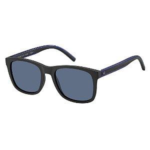 Óculos de Sol Tommy Hilfiger TH 1493/S/53 Preto/Azul