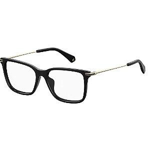 Óculos de Grau Polaroid D365/G/53 Preto/Dourado