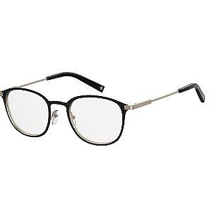 Óculos de Grau Polaroid D351/52 Preto