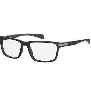 Óculos de Grau Polaroid D354/56 Preto Fosco