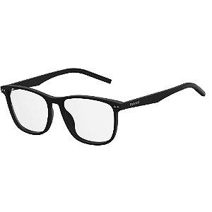 Óculos de Grau Polaroid D311/55 Preto Fosco