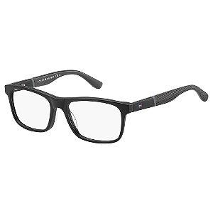Óculos de Grau Tommy Hilfiger TH 1282/52 Preto