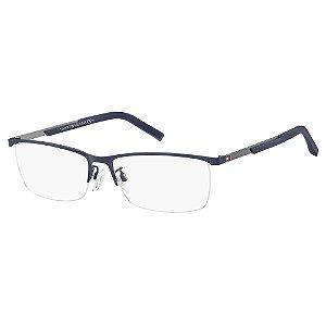 Óculos de Grau Tommy Hilfiger TH 1700/F/58 Preto