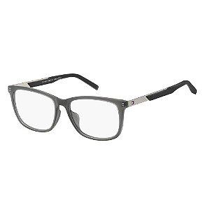 Óculos de Grau Tommy Hilfiger TH 1701/F/56 Cinza
