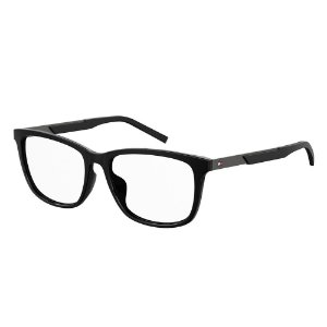 Óculos de Grau Tommy Hilfiger TH 1701/F/56 Preto